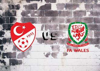 Turquía vs Gales  Resumen y Partido Completo