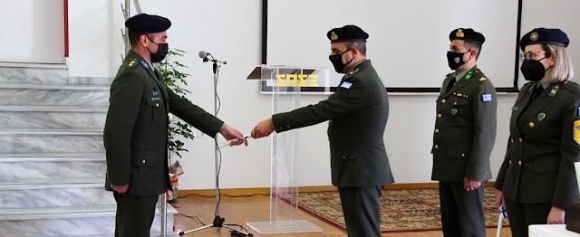 ΣΠΣΞ: Αποφοίτηση 114 Αξιωματικών της 3ης Εκπαιδευτικής Σειράς (ΦΩΤΟ)