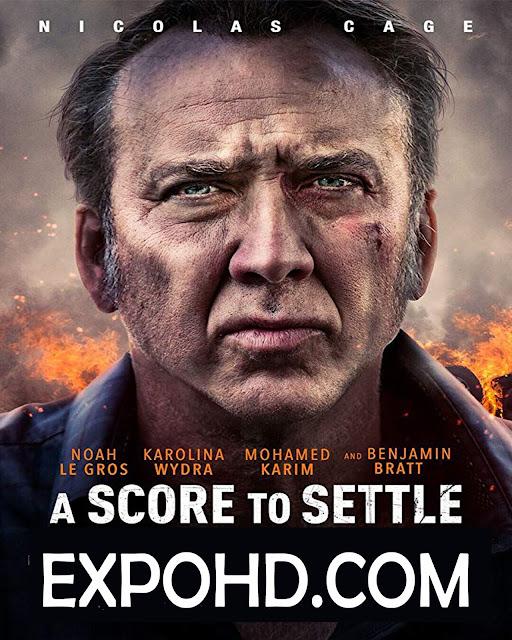 A Score To Settle 2019 IMDb 720p | HD 1080p | HDRip x265 Acc 1.3Gb
