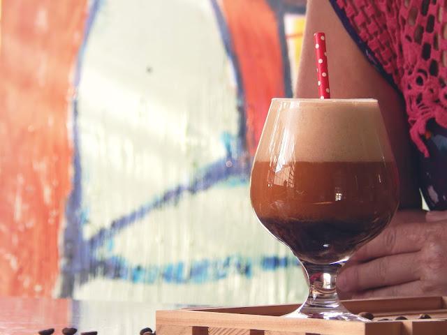 Milk-Shake de Café