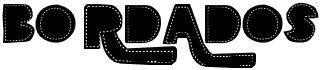 tipografia bordado