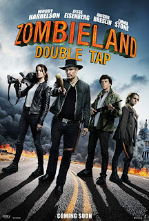 Zombieland: Double Tap (2019) English 720p HDCAMRip x265 MSubs [850MB]