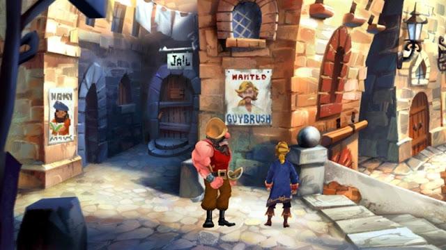 Monkey Island 2 Special Edition Lechuck's Revenge Photo