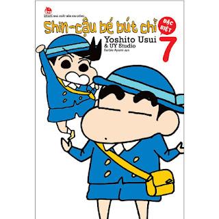 Shin - Cậu Bé Bút Chì - Đặc Biệt Tập 7 ebook PDF-EPUB-AWZ3-PRC-MOBI