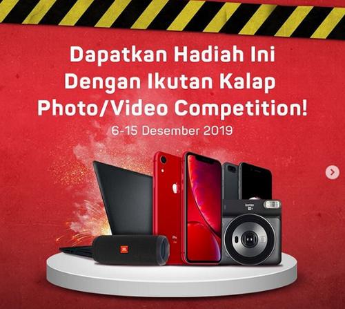 Kontes Kalap Bukalapak Berhadiah 2 iPhone XR, 7+, Laptop, Vivo Y12
