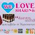 """""""We Love Sharing"""" โดยกลุ่มศิลปินจิตจิรสา ผนึกกำลัง ร่วมต้านภัยโควิด-19 """"ส่งอาหารและกำลังใจ"""" รพ.สนามทั่วประเทศ 28 มิ.ย. นี้"""
