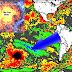 Gigantesca burbuja de agua caliente aparece en el océano en Nueva Zelanda alarma a los científicos