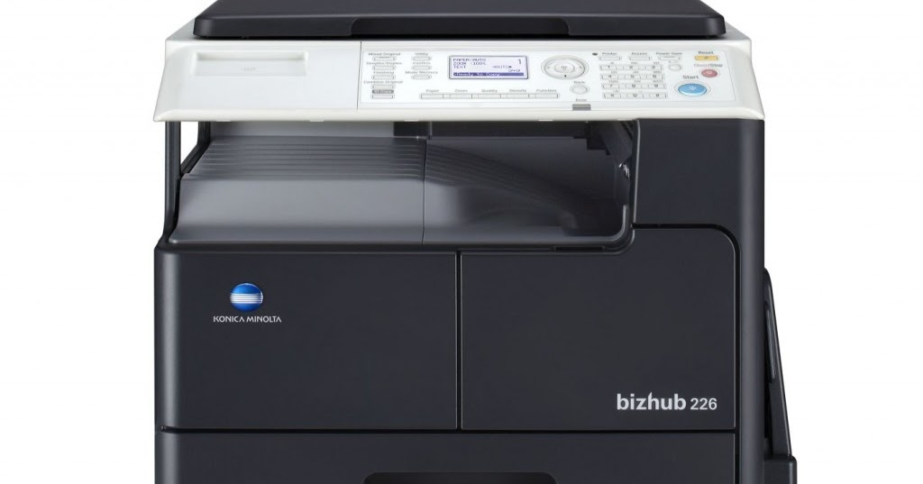 Konica Minolta Bizhub C364e Driver Windows 10