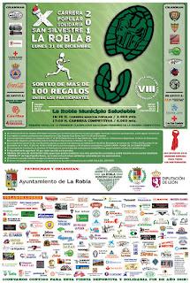 San Silvestre La Robla