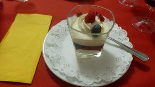 Le dessert de la 38e Course de l'Escalade