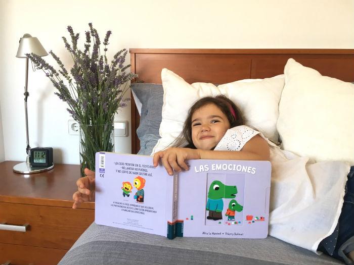 cuentos infantil edelvives, las emociones Alice Le Hénand