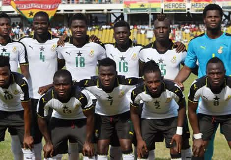 Ghana to play South Africa in October friendly