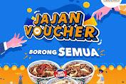 Yoshinoya Promo DANA Jajan Voucher Borong Semua