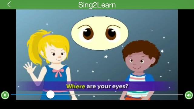 Trẻ em học tiếng anh trẻ em qua bài hát