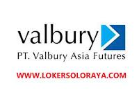 Lowongan Kerja Solo Financial Consultant di PT Valbury Asia Futures