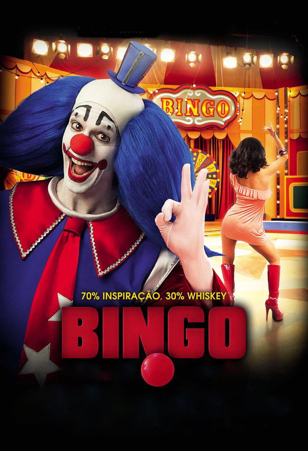 Bingo [2017] [CUSTOM HD] [DVDR] [NTSC] [Latino]
