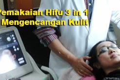 Cara Pemakaian Hifu 3 in 1 Untuk Mengencangan Kulit Wajah