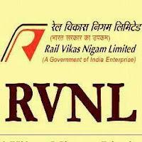 रेल विकास निगम लिमिटेड - आरवीएनएल भर्ती 2021 - अंतिम तिथि 08 जून