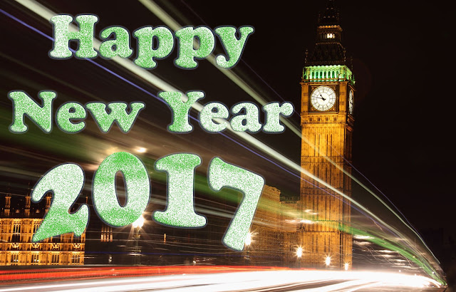 Top 50 Happy New Year 2017 HD Wallpapers Download
