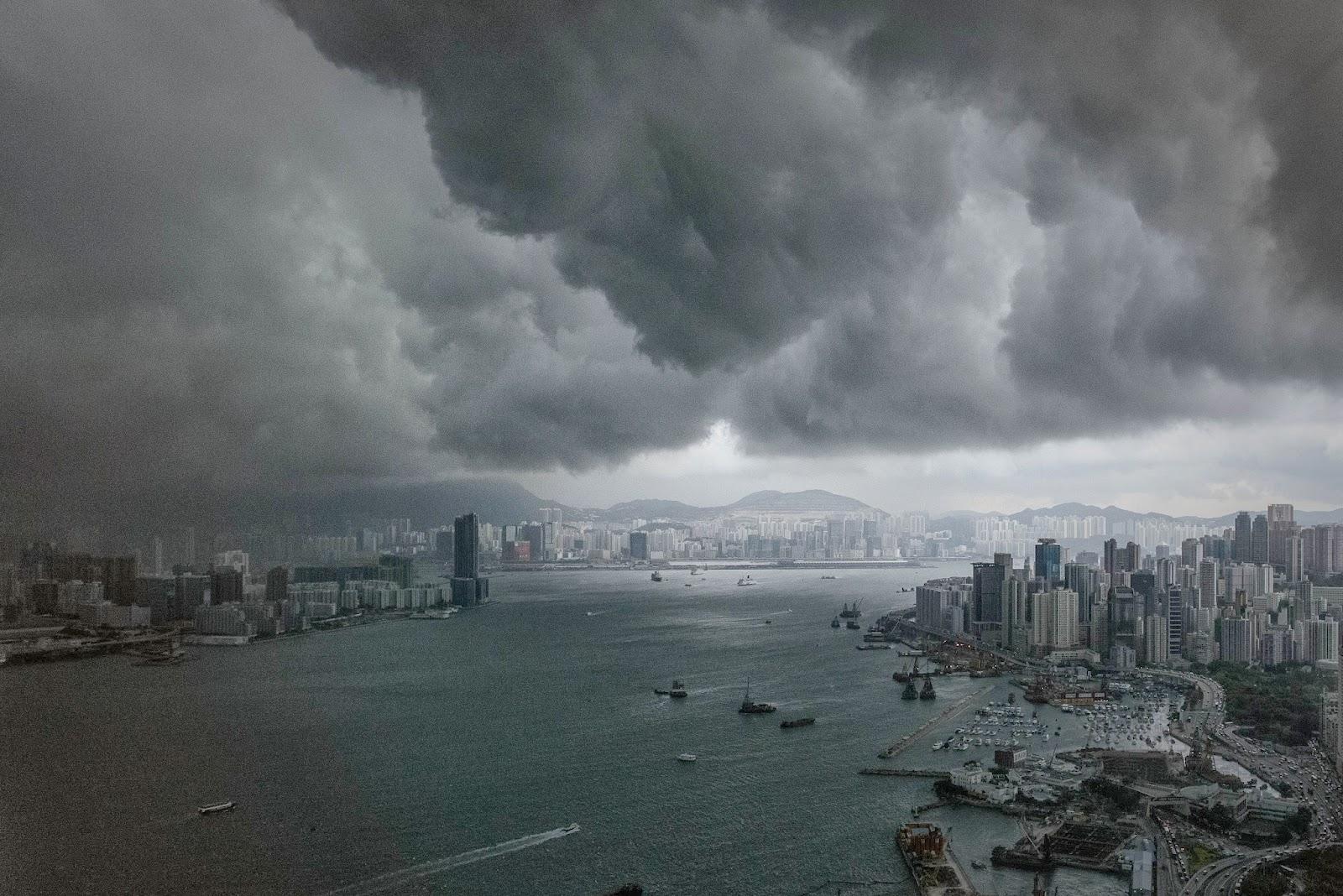Dark 3d Wallpaper Disappearing Hong Kong 消失中的香港 大香港 小旅遊 今年颱風會特別多? Great