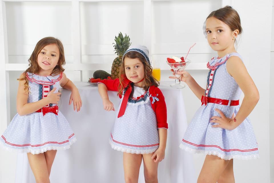 moda infantil kauli primavera verano 2016