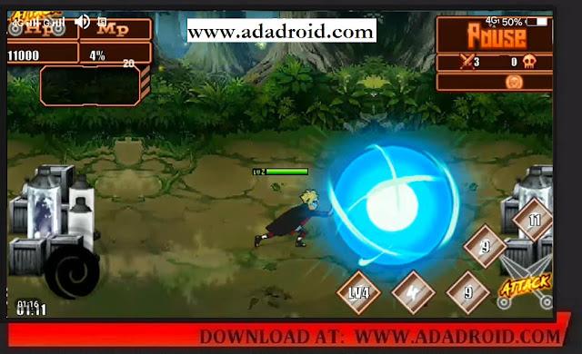 Download Naruto Senki Mod Strom Generation
