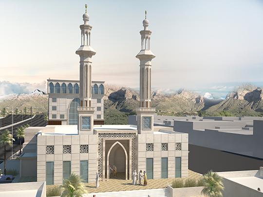 مسجد فارس القرشي