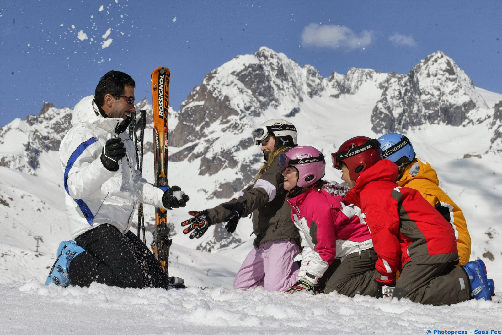 Saas Fee, Switzerland - The Top Ski Resorts for Families In The World