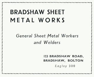 Bradshaw Sheet Metal Works