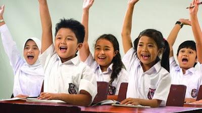 Pembelajaran Tematik Terpadu Di Sekolah Dasar