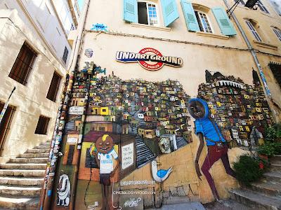 street art Marseille CINEBLOGYWOOD
