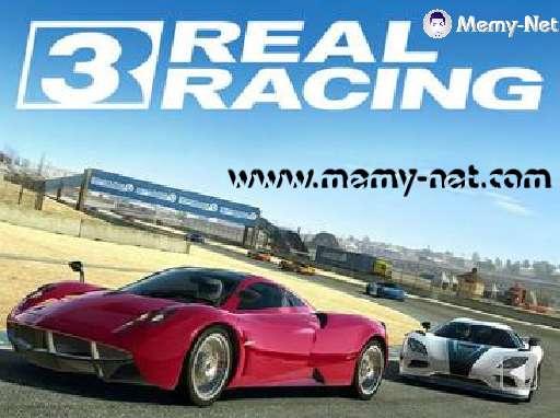 تحميل لعبة سباق السيارات الواقعية Real Racing 3 فلوس ودنانير