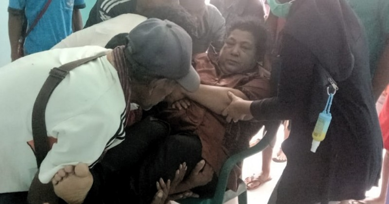 Kepsek SDI Ndora Meninggal Usai Ditikam Wali Murid yang Diusir dari Sekolah