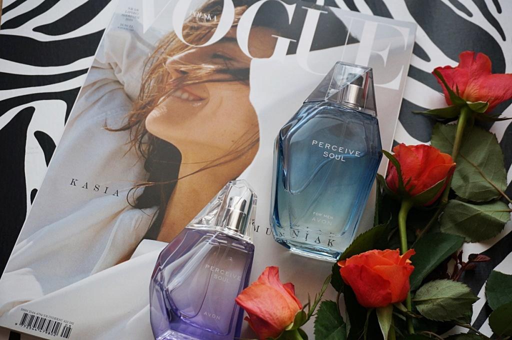Avon Perceive Soul perfumy dla niej i dla niego