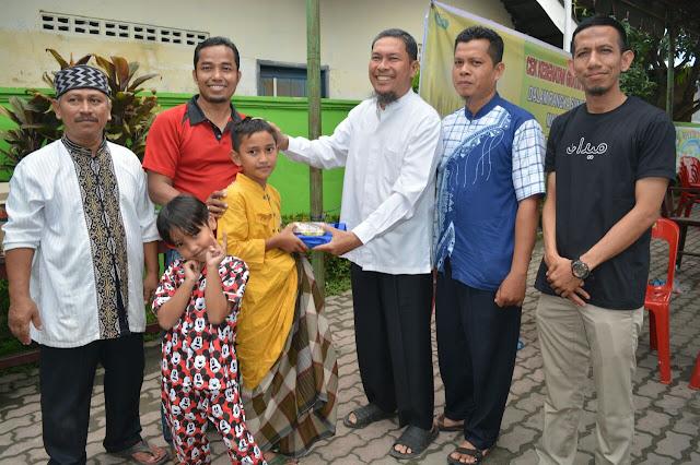 PKS Medan Johor dan Warga Kwala Bekala Gelar Khitanan Massal untuk Anak Kurang Mampu
