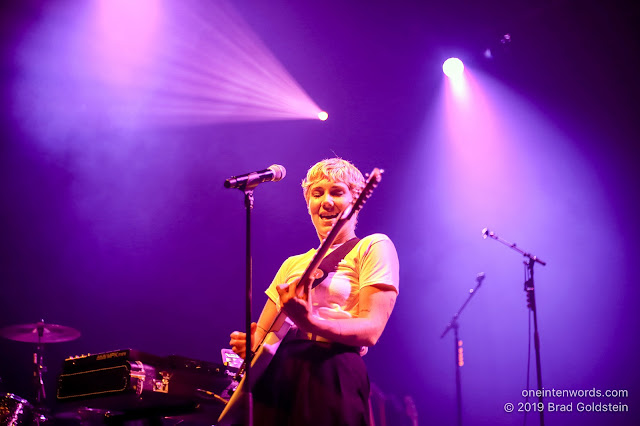 Your Smith at The Danforth Music Hall on June 26, 2019 Photo by Brad Goldstein for One In Ten Words oneintenwords.com toronto indie alternative live music blog concert photography pictures photos