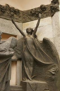 El cementerio monumental de Milán