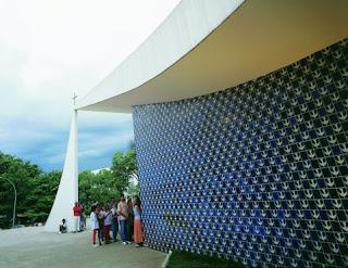 Foto Ricardo Padue Fundathos - Matéria Athos Bulcão - BLOG LUGARES DE MEMÓRIA