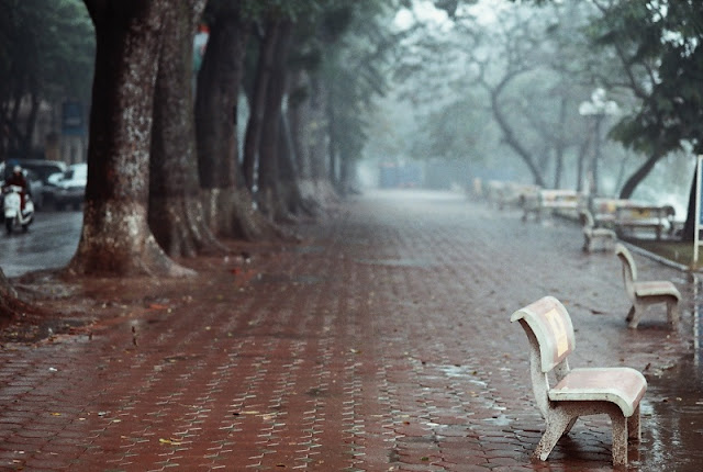 Have a peaceful Hanoi in the winter days 2