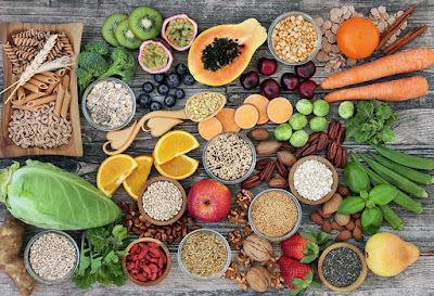 Alimenti sani,Bio e che fanno bene. Alimentazione sana