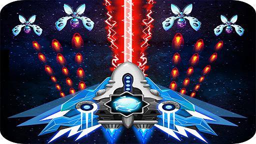 تحميل لعبه Space Shooter : Galaxy Attack مهكره اخر اصدار