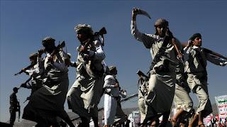Pemerintah Yaman Sebut Teroris Syiah Houthi Gunakan Warga Sipil Sebagai Tameng