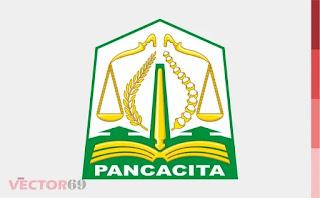 Logo Provinsi Aceh (Pancacita) - Download Vector File PDF (Portable Document Format)
