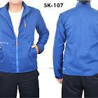 jas exclusive jaket biru