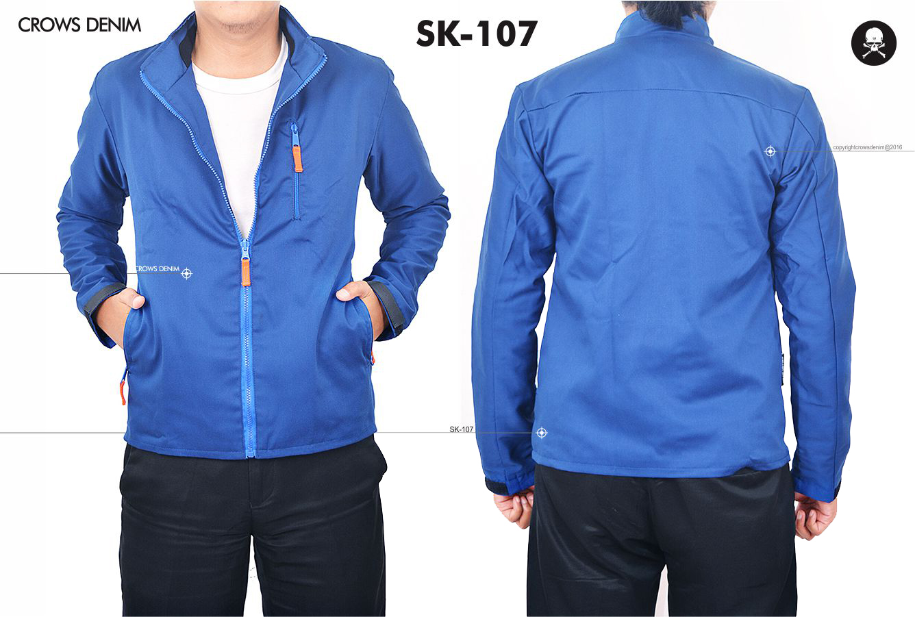 Terjual Jaket Korea Style Yang Mau Tampil Keren Masuk Agan Kaskus Kulit Korean Sk 80