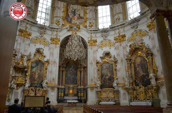 Abadía Ettal, Baviera, Alemania
