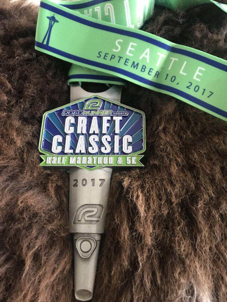 Relentless Tenacity: Race Report: Seattle Craft Classic