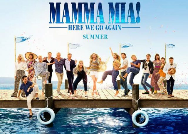 Mamma Mia 2 Here We Go Again! - moja opinia