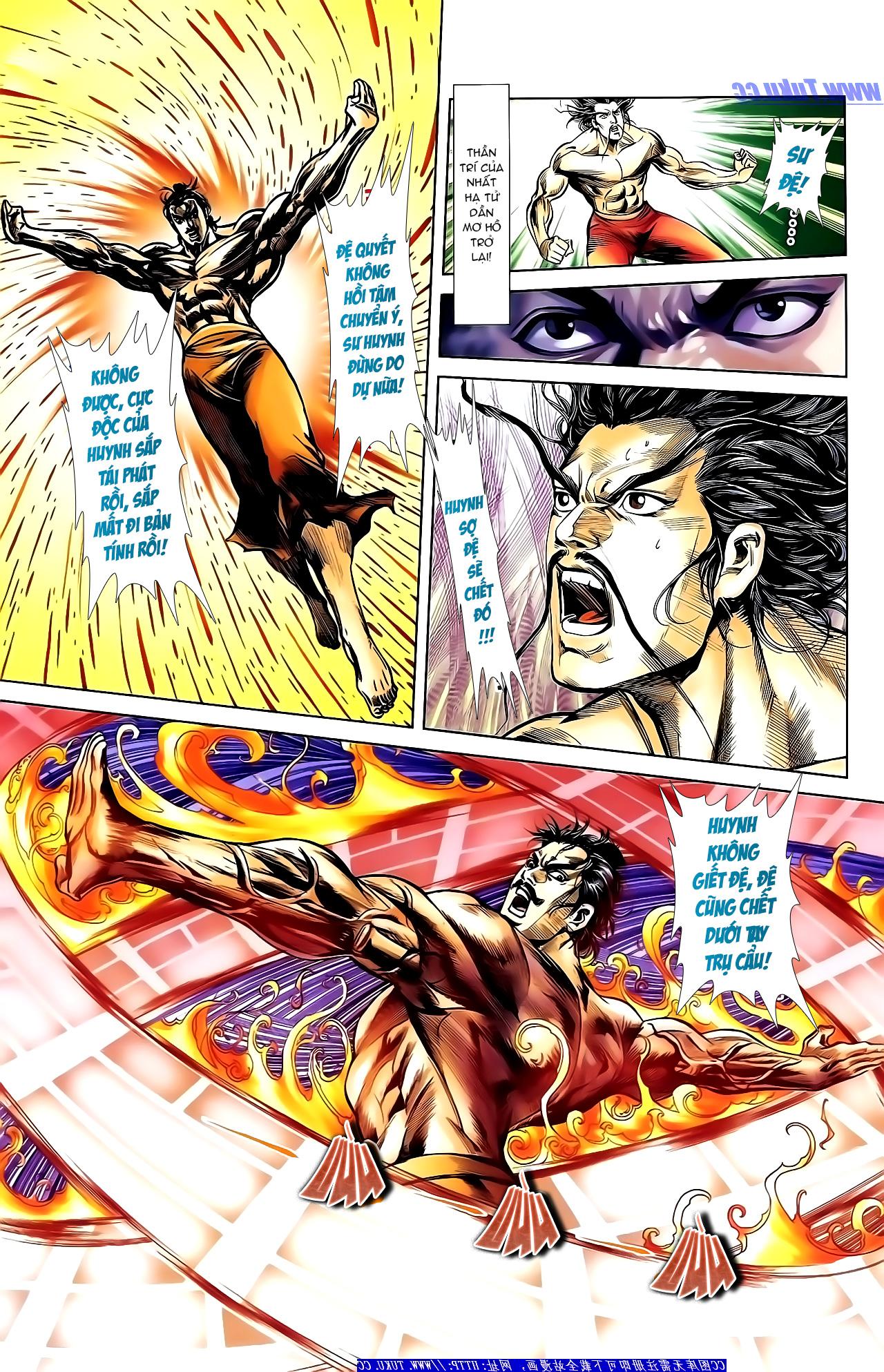 Cơ Phát Khai Chu Bản chapter 152 trang 11