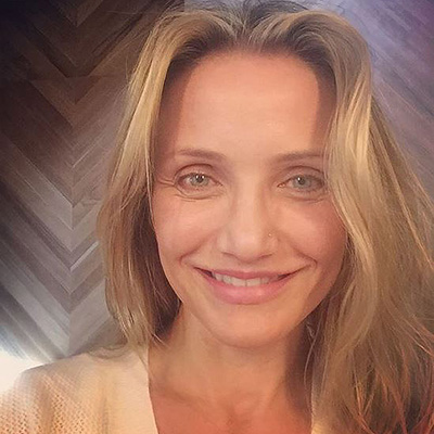 Inspiration found: Cameron Diaz is writing a second book